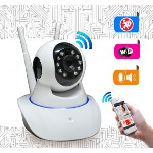 camara robotica ip smartphone